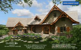 hot house plans hot springs cottage house plan gable house plans by garrell