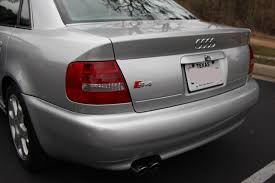 audi a4 fs in tx 2001 audi s4 b5 silver 6 speed mint