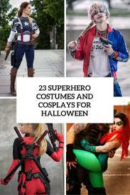 superheroes halloween costumes 23 superhero costumes and cosplays for halloween styleoholic