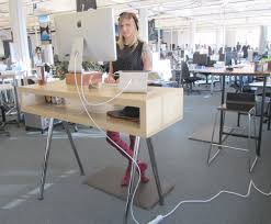 Hack Design This Home Ikea Hackers Standing Desk Tv Console Hack Home Design
