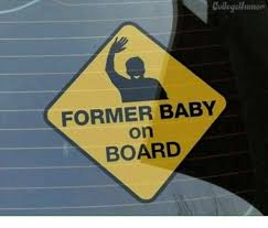 Baby On Board Meme - collegehumor former baby on board baby it s cold outside meme on