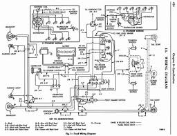 1956 ford thunderbird wiring diagram wiring diagram and