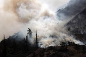 Current Wildfire Map Oregon by Pacific Northwest Wildfire Season Oregon And Washington Topped