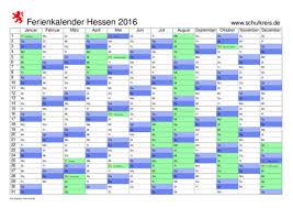 Kalender 2018 Hessen Din A4 Schulkreis De Schulferien Kalender Hessen 2016 Feiertage Ferien