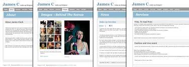 professional makeup artist websites exles of make up artist websites and make up artist portfolios