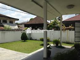 bungalow house for sale at pj old town petaling jaya for rm
