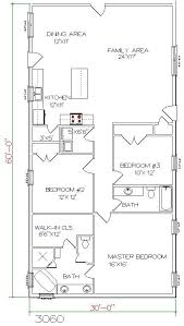 Long Narrow House Floor Plans 17 Best Images About Barn Apartment On Pinterest House Plans