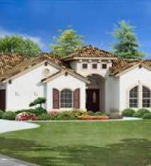 Spanish Style Floor Plans by Boca Grande Spanish Ranch Home Plan 047d 0193 House Plans And More
