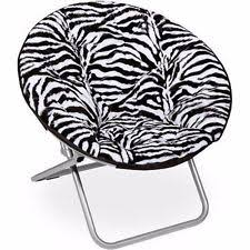 Dorm Lounge Chair Xl Folding Moon Chair Round Furniture Dorm Bedroom Lounge Padded