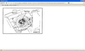 2000 mitsubishi mirage headlight bulbs electrical problem 2000