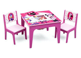 Minnie Mouse Toddler Chair Desk Chair Minnie Desk Chair Delta Children Mouse Deluxe Table