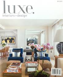 luxe magazine usa visionnaire home philosophy
