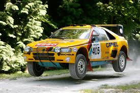 peugeot sports cars for sale dave kedward u0027s peugeot 405 t16 pairs dakar rally winning car we