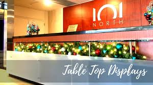 Decorating Desk For Christmas Corporate Christmas Decorations For Your Business