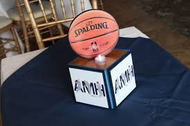 basketball centerpieces images tagged basketball theme balloon artistry