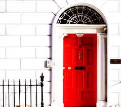 Red Door Red Door Repost A Pretty Georgian Door In Dublin City Cent U2026 Flickr
