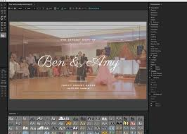 tutorial editing video di adobe premiere faded bleached wedding style effect video titles in premiere pro