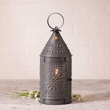 revere lantern irvin s tinware 12 revere lantern punched tin lanterns