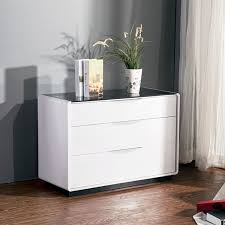 Bedroom Dressers White Lowboy Dresser White Gloss Bedroom Chest Of Drawers