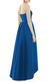 cobalt blue bridesmaid dresses bridesmaid wedding dresses nordstrom