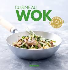 livre cuisine au wok collection tombini laure catalogue