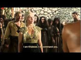 game of thrones khal drogo fight youtube