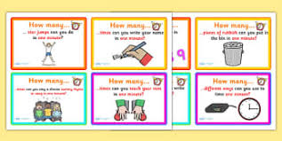 Challenge How Do You Do It Challenge Area Early Years Eyfs Challenge Gifted Page 1