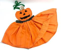 Pumpkin Costume Toddler Pumpkin Dress Baby Pumpkin Halloween Costume
