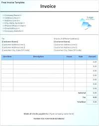 ms word templates for invoices free printable invoice template microsoft word free printable blank