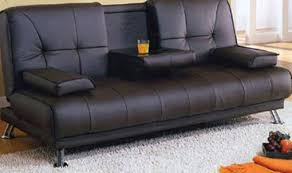 modern leather sleeper sofa best new contemporary leather sofa bed with regard to property