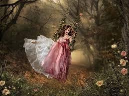 fantasy fairies forest