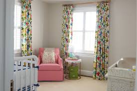Gingham Nursery Curtains Nursery Ideas A Beautiful Room For Baby Mcbreen Container Stories