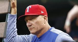 Jeff Banister Banister Visits Ailing Mother Buechele To Manage Rangers