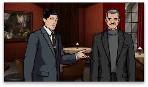 archer cartoon burt reynolds to guest star as himself on archer collider