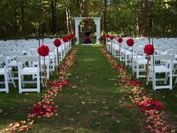 home decor beautiful backyard wedding reception diy backyard