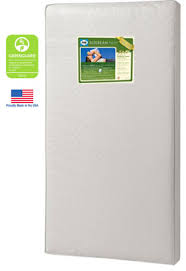 Sealy Soybean Everedge Crib Mattress The 7 Best Crib Mattresses S Choice