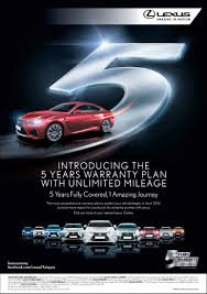 2007 lexus hybrid warranty toyota and lexus malaysia extend warranty coverage to 5 years