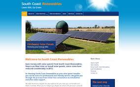 web design for chichester solar panel business u2013 gds web design