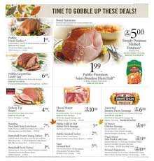 publix ad thanksgiving dinners and recipes 2015