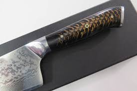 japanese damascus kitchen knives vg10 japanese damascus chef knife hybrid santoku chef knife