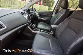 suzuki every interior 2017 suzuki s cross u2013 car review drive life drive life