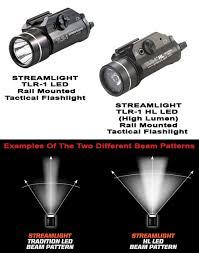 Streamlight Pistol Light Streamlight Tlr 1 Hl Tactical Flashlights Gg U0026g