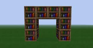 Interesting Bookshelves by Bookshelf Interesting Bookshelves Minecraft Wonderful