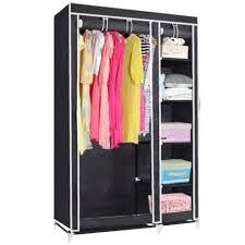 placard suspendu chambre armoire placard en toile pour suspendre des vêtements