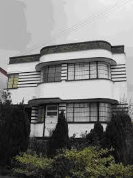 Art Deco House Designs Abbotshall Ave Southgate N14 Art Deco House Streamline