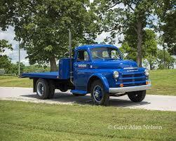 dodge semi trucks 1950 dodge model b flatbed vt1423do gary alan nelson photography