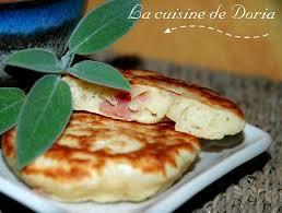 la cuisine de dorian blinis au jambon de pays et parmesan la cuisine de doria