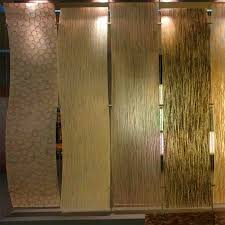 wall decor best decorative glass panels for walls living room