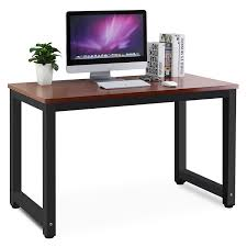Modern Workstation Desk by Tribesigns Modern Simple Style Computer Desk Pc Laptop Study Table