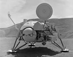 Radio Thermal Generator Viking 1 The Historic First Mars Landing In Pictures